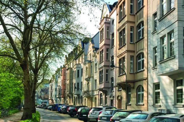 Wohnen in der Karolingerstraße