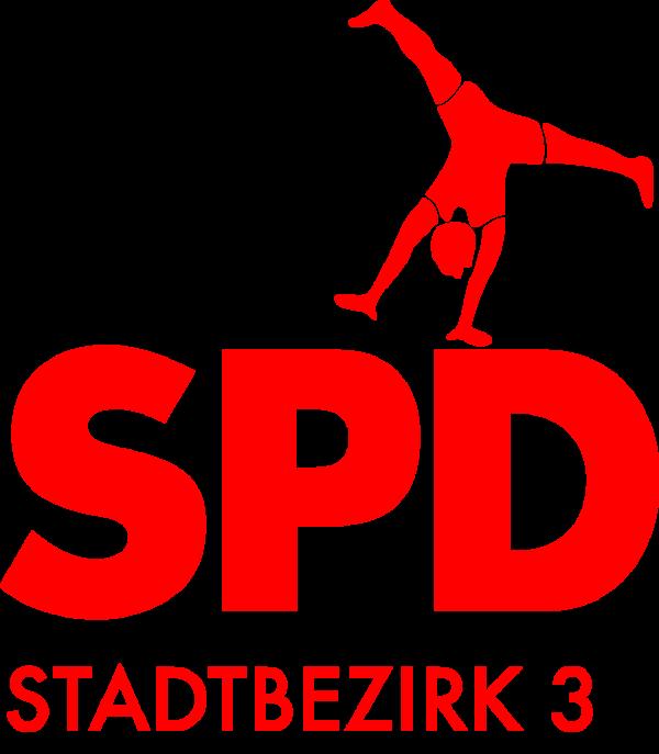 Logo: SPD Stadtbezirk 3